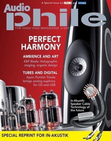 Audiophile 03/11 - In-Akustik