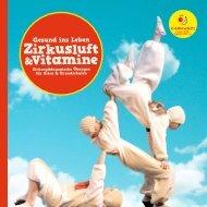 Zirkusluft und Vitamine - Bundesministerium für Gesundheit