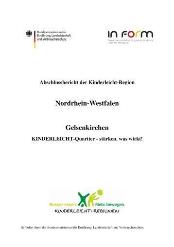Nordrhein-Westfalen Gelsenkirchen - In Form