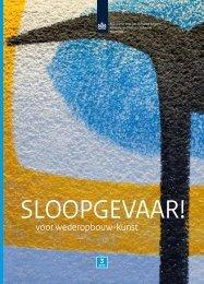 RCE tijdschrift 2013/3 - Rijksdienst voor het Cultureel Erfgoed