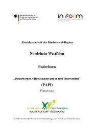 Nordrhein-Westfalen Paderborn (PAPI) - In Form