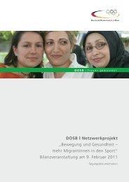 Download Dokumentation Bilanzveranstaltung (PDF, ca. 4,5 MB)