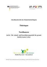Thüringen Nordhausen - In Form