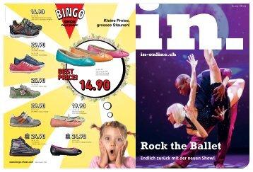 Rock the Ballet Endlich zurück mit der neuen Show! - IN-Media