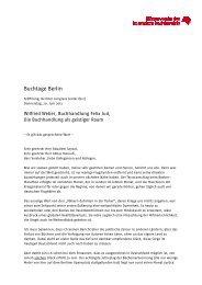 Eröffnung BTB 2013 Weber.pdf - Börsenverein des Deutschen ...