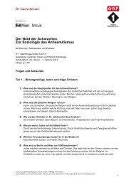 Fragen und Antworten - Ö1