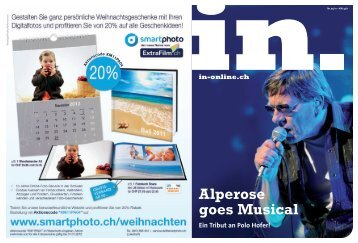 Alperose goes Musical - IN-Media