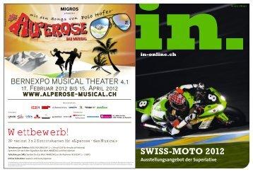 SWISS-MOTO 2012 - IN-Media