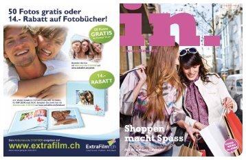 Shoppen macht Spass - IN-Media