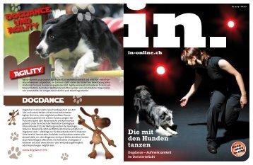 Dogdance und Agility - IN-Media