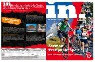 Zermatt Treffpunkt Sport - IN-Media