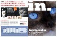 Katzenzauber - IN-Media