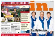 Die Calimeros - IN-Media