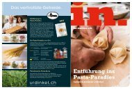 UrDinkel-Pasta - IN-Media