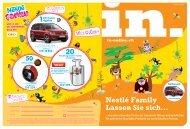 Lassen Sie sich… Nestlé Family - IN-Media