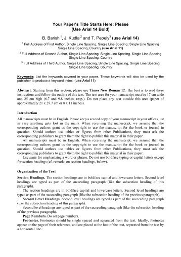 IN-TECH Manuscript template and author instructions.pdf version