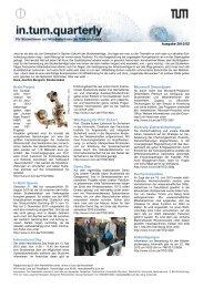 Ausgabe 2013/02 Brain Project U-Bahn Sperre International Day ...