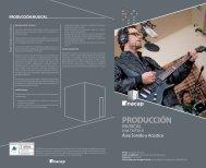 producción musical - Inacap