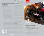 ingeniería en maquinaria pesada y vehículos automotrices - Inacap