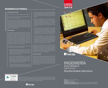 ingeniería electrónica - Inacap