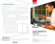 electrónica industrial - Inacap