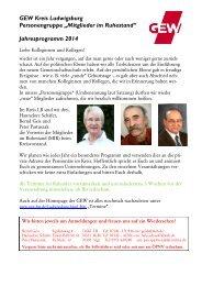 Programm 2014 (MIR) 16 01 2014