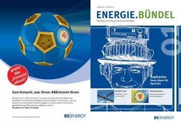 Ausgabe 1/2013 - BS Energy