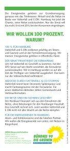 Kurzflyer zum Netzerückkauf - Grüne Bürgerschaftsfraktion Hamburg - Seite 2