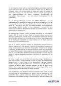 Alstom auf der Hannover Messe 2013 - Econsense - Page 2