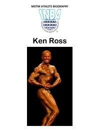 Ken Ross - INBA