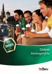 Diebels Markenportfolio - InBev Services