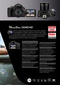 Canon Vorteils-Aktion: PowerShot 3fach PLUS. - Canon Deutschland - Page 5