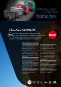 Canon Vorteils-Aktion: PowerShot 3fach PLUS. - Canon Deutschland - Page 7