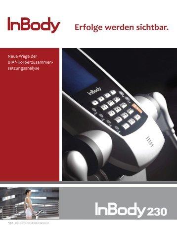 Broschüre - InBody