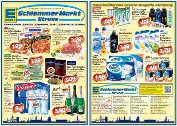 99 - Schlemmermärkte und Edeka in Hamburg