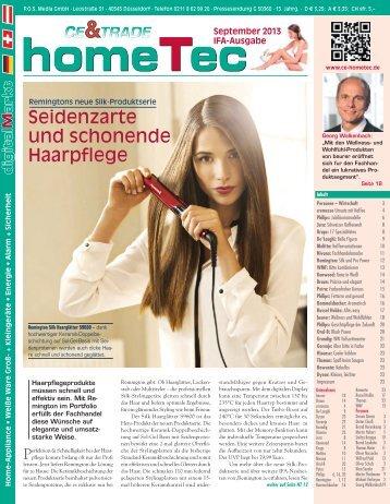 Seidenzarte und schonende Haarpflege - Ce-trade.de