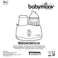Bébédélice - Amazon S3
