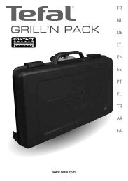 GRILL'N PACK - Boulanger