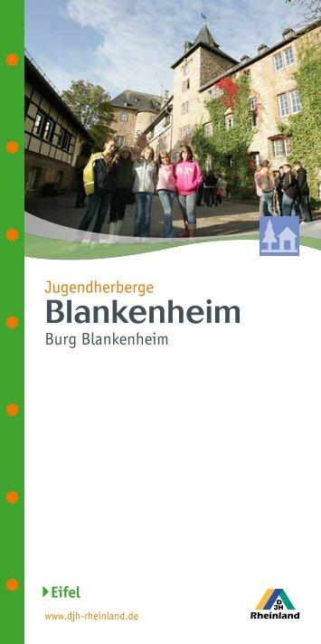 Blankenheim - Jugendherbergen im Rheinland