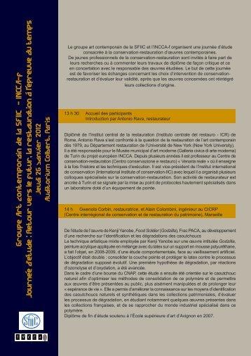 programme 26-01.indd - incca