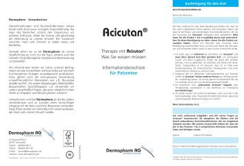 Acicutan®