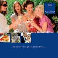 Download Catering-Broschüre - Hotel Appelbaum