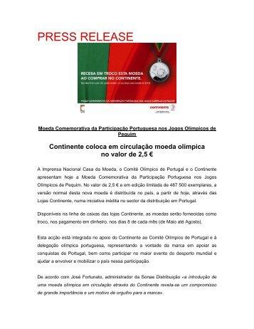 notícia completa (PDF) - Imprensa Nacional-Casa da Moeda