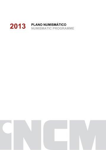2013 - Imprensa Nacional-Casa da Moeda