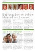 Brustkrebs - Gesundheitszentrums Wetterau - Seite 3