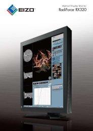 Radiforce RX320 Brochure - Eizo