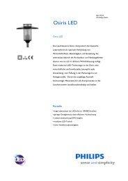Osiris LED.pdf - Indal Deutschland GmbH