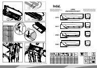080201 Gebruiksaanwijzing Libra - Indal Deutschland GmbH