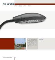 Arc 90 LED - Indal Deutschland GmbH