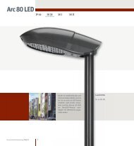 Arc 80 LED - Indal Deutschland GmbH